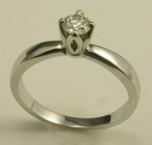 Diamond Solitaire 14K White Engagement Ring.jpg